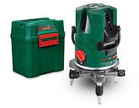 Лазерный уровень DWT LLC05-30 с 5 зелёными линиями