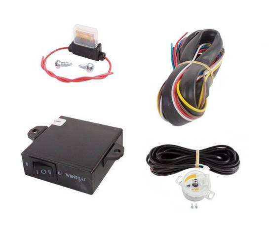 Переключатель топлива с датчиком в комплекте (инжектор), фото 2