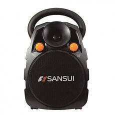 Колонка с микрофоном SS3-06 аккумуляторная акустика Sansui, фото 2