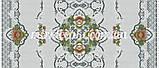 Клеенка Силикон Клеенка на стол Силикон в рулоне 30 м ширина 135, фото 2