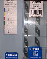 VCMT 160408E-47 Grade T9315 Pramet Original Пластина твердосплавная