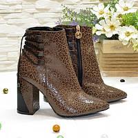 Ботинки женские, коллекция 202...