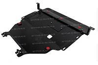 Защита картера двигателя и КПП Рено Трафик V-1,6 (2014-) RENAULT Trafic