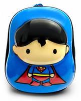 Рюкзак детский Супермен Superman - CAPPE Ridaz -EVA Original плюшевый (iTRC)