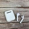 Беспроводные блютуз наушники TWS i18 5.0 Bluetooth гарнитура с кейсом подзарядки сенсорное управление, фото 2