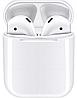 Беспроводные блютуз наушники TWS i18 5.0 Bluetooth гарнитура с кейсом подзарядки сенсорное управление, фото 4