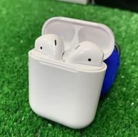 Беспроводные блютуз наушники TWS i18 5.0 Bluetooth гарнитура с кейсом подзарядки сенсорное управление