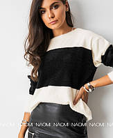 Женский свитерок травка