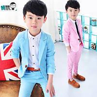 Стильный яркий детский костюм, фото 1