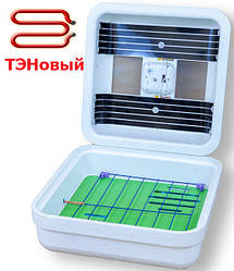 Инкубатор механический, цифровой Рябушка 70 яиц