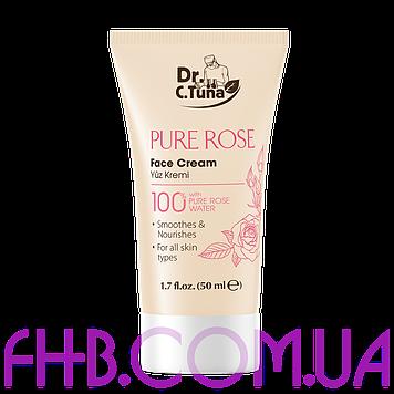 Крем для обличчя Farmasi Pure Rose