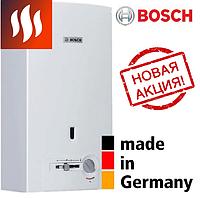 Дымоходная газовая колонка Bosch Therm 4000 WR 10 2P !!! Пьеза. Модуляция пламени. Португалия.Газовая колонка.