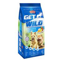 Сухой корм для щенков Panzi Get Wild Puppy Sensitive Lamb (ягненок) 15 кг
