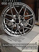 Литые диски Sportmax Racing SR2814 R14 W6 PCD4x100 ET38 DIA67.1 HB