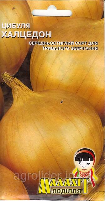Семена Лук Халцедон 3г Золотистый (Малахiт Подiлля)