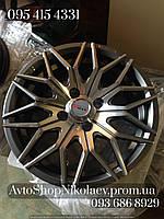 Литые диски Sportmax Racing SR3274 R14 W6 PCD4x100 ET38 DIA67.1 GSP