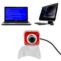 Веб-камера DL - 4C red