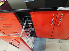 Кухня фарбований мдф Bordeaux, фото 3