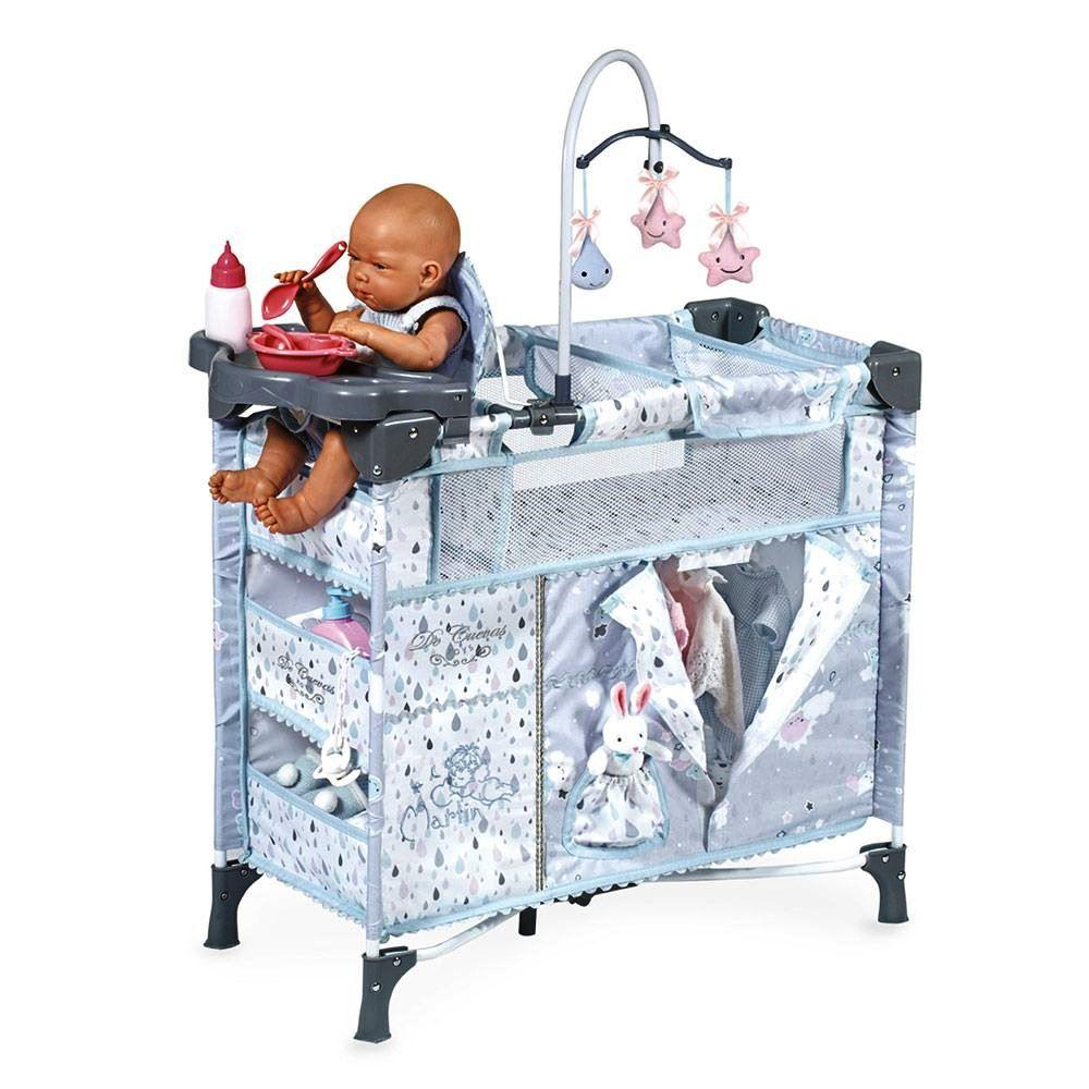Манеж для куклы или пупсв 4 в 1 типа  53029
