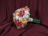15 Самых Крутых Идей Свадебных Букетов из Искусственных Цветов