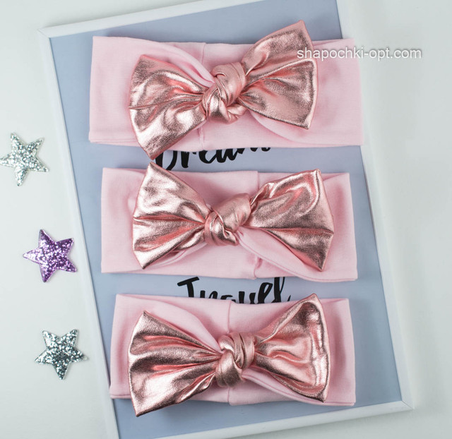 Розовая повязка