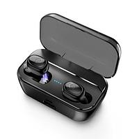 Беспроводные наушники блютуз гарнитура Wi-pods G6S Bluetooth 5.0 с кейсом для подзарядки