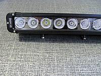Мощная балка под номер  52 см.  120 Вт.  LED GV 10120S - дальнего света. https://gv-auto.com.ua, фото 1