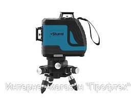 Самовирівнюючий лазерний рівень Sturm 1040-12-GR, 12 променів