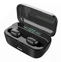 Беспроводные стерео блютуз наушники Wi-pods G6S Bluetooth 5.0 гарнитура с кейсом для зарядки