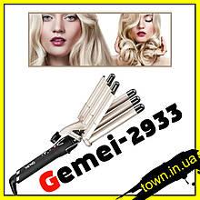Плойка для волос пять волн Gemei GM 2933