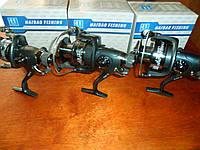 Катушка рыболовная безинерционная hiboy j3 50frm 5bb байтраннер в комплекте, фото 1