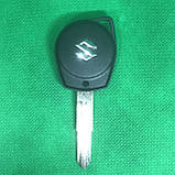 Автоключ для SUZUKI (Сузуки) SX4   2 - кнопки с чипом ID46(7936) и микросхема 433 MHZ, фото 2
