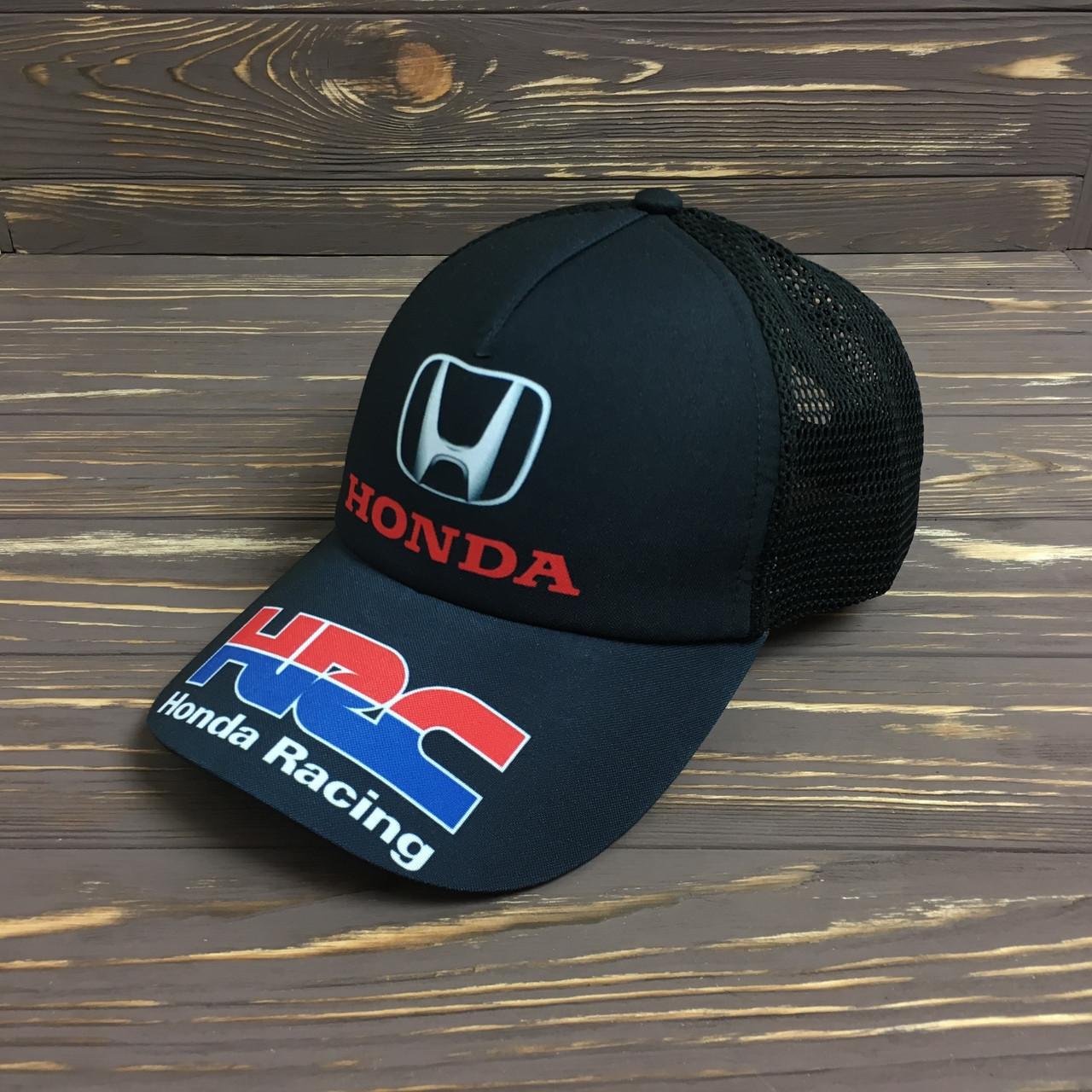 """Кепка с сеткой """"Honda"""""""