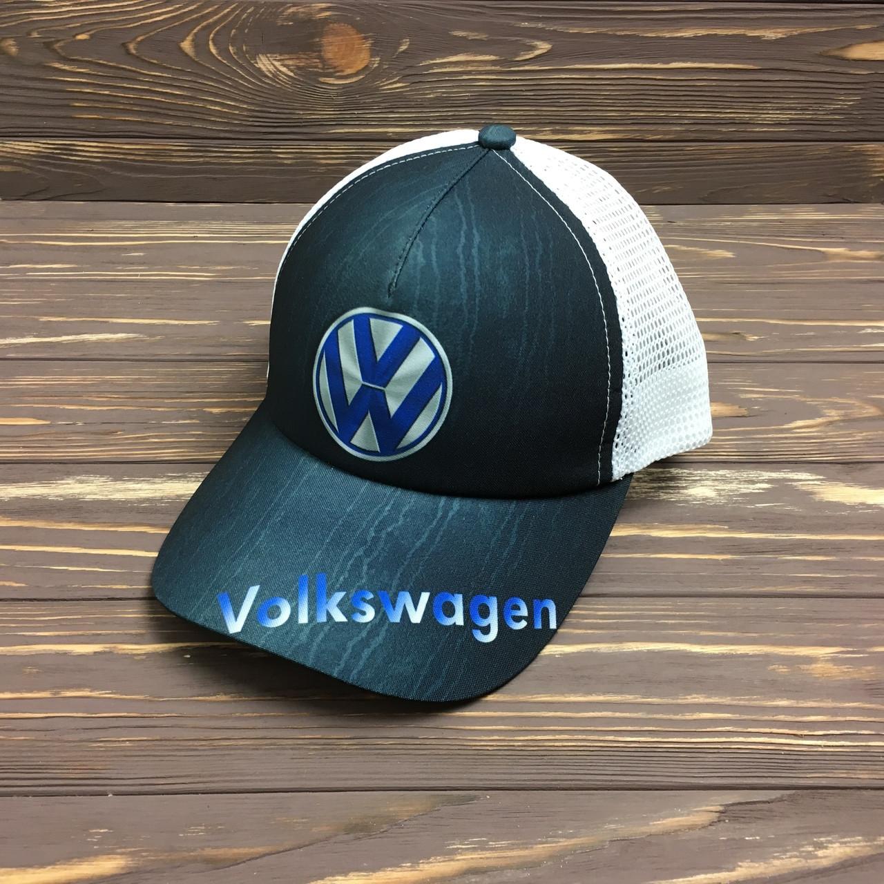 """Кепка- с сеткой """"Volkswagen"""""""