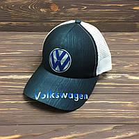 "Кепка- с сеткой ""Volkswagen"", фото 1"