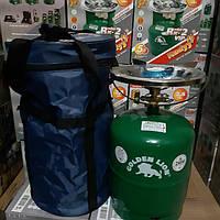 Фірмовий чохол для газового комплекту RUDYY Rk-2, Rk-3