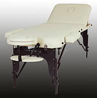 Трех-секционный складной Массажный стол деревянный RAF