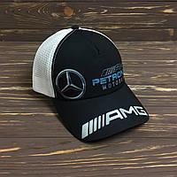 """Кепка с сеткой """"Mercedes"""", фото 1"""