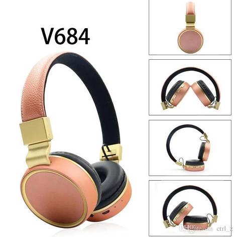 Бездротові навушники JBL V684 - Bluetooth 4.1, фото 2