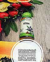 Solaray, Витекс, 400 мг, 100 капсул в растительной оболочке