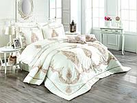Покрывало  на кровать  с кружевом Arya Evelina 270X265 Dante