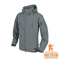 Куртка Soft Shell Helikon-Tex® TROOPER Jacket - StormStretch® - Alpha Green, фото 1