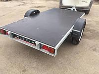 Прицеп легковой бортовой, причеп легковий платформа, пасека, прицеп для генератора 2500х1250