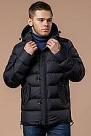 Мужская графитовая куртка зимняя  модель Braggart Dress Code.Размер 46-54