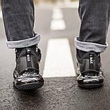 Чоловічі кросівки Nike Air New Max 720 Black, фото 3