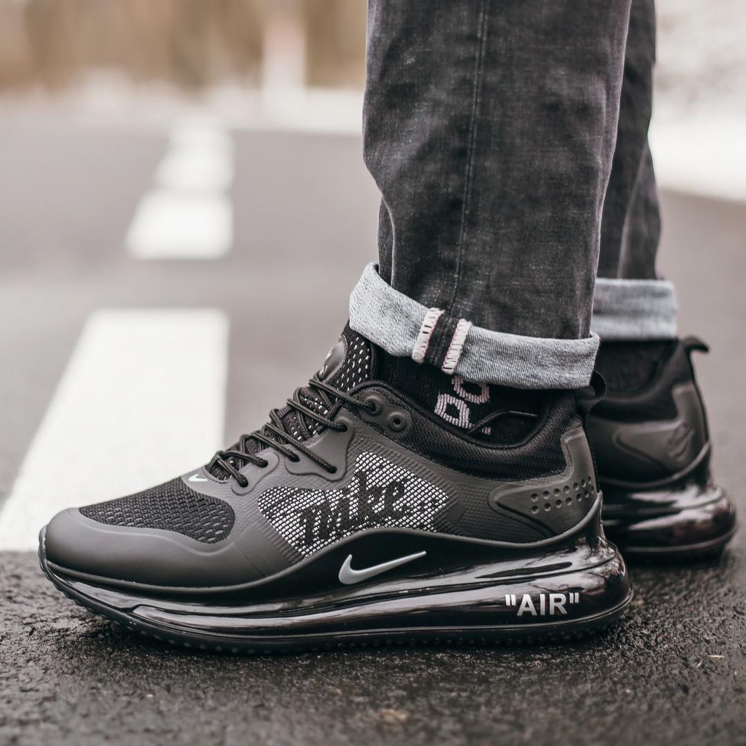 Чоловічі кросівки Nike Air New Max 720 Black