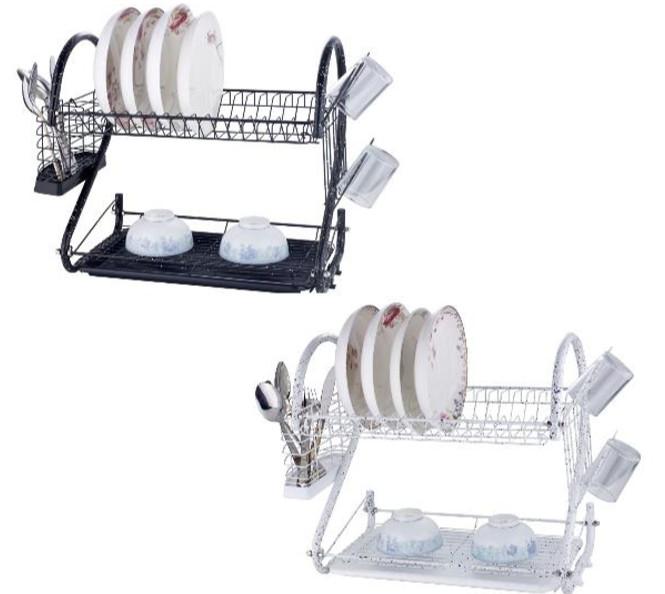 Сушилка для посуды с мраморным покрытием Edenberg EB2109м