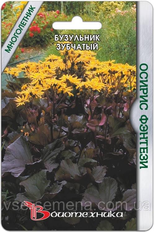 Бузульник зубчатый Осирис Фэнтези 5 шт (Биотехника)