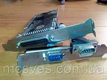Контроллер последовательного и параллельного интерфейса PCI, 2xCOM 9pin 1 LPT MCS9835CV
