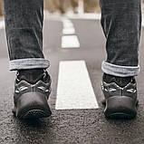 """Стильні чоловічі кросівки Adidas Yeezy Boost 700 V3 """"All Black"""", фото 2"""